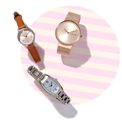 Watch, Analog watch, Watch accessory, Fashion accessory, Jewellery, Metal,