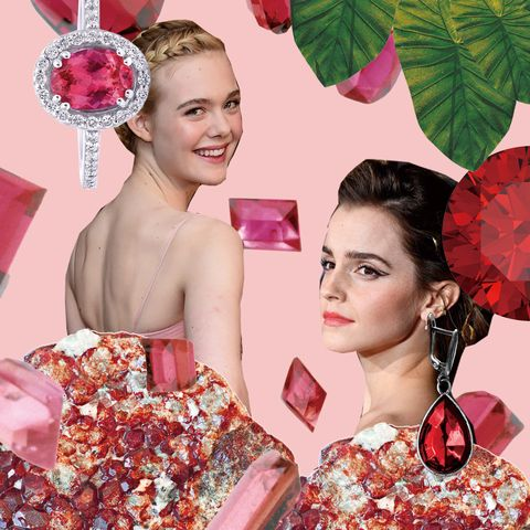 Pink, Red, Beauty, Fashion, Hairstyle, Lip, Dress, Retro style, Peach, Ear,