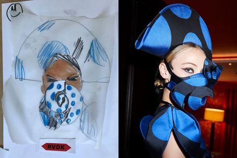 Blue, Art, Cobalt blue, Paint, Electric blue, Artwork, Painting, Art paint, Modern art, Fictional character,
