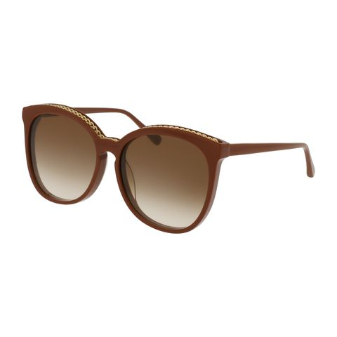 Eyewear, Glasses, Vision care, Product, Brown, Sunglasses, Personal protective equipment, Orange, Line, Amber,