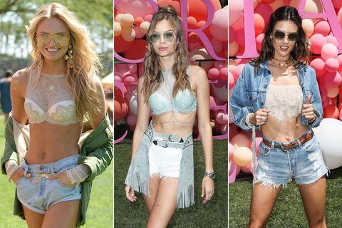 Clothing, Eyewear, Glasses, Balloon, jean short, Denim, Pink, Trunk, Summer, Party supply,
