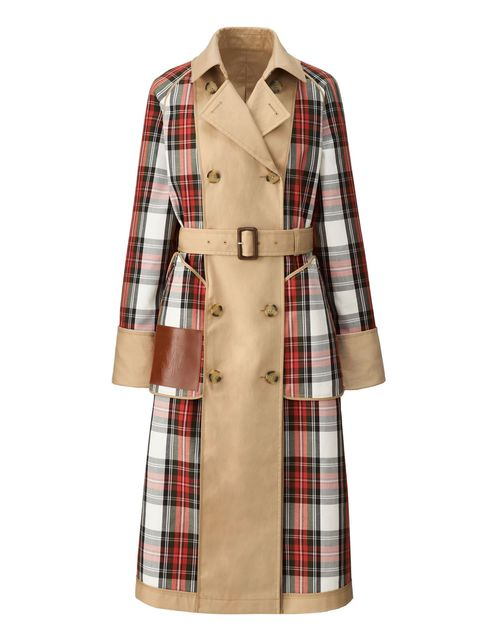 Clothing, Plaid, Product, Dress shirt, Coat, Collar, Sleeve, Pattern, Tartan, Textile,
