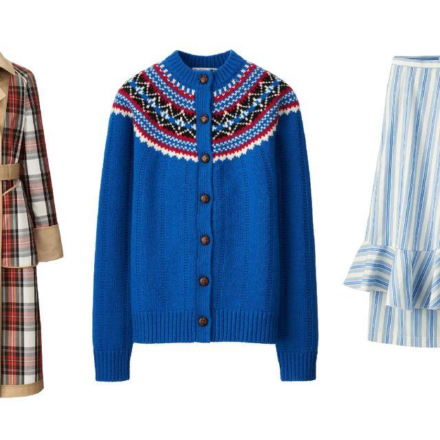 Blue, Product, Collar, Sleeve, Pattern, Textile, Plaid, Electric blue, Fashion, Tartan,