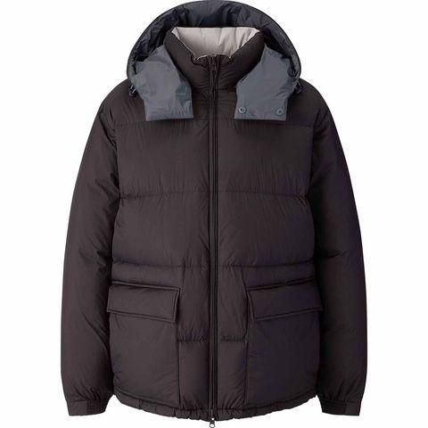 Sleeve, Jacket, Textile, Collar, Coat, Fashion, Black, Zipper, Natural material, Fur,