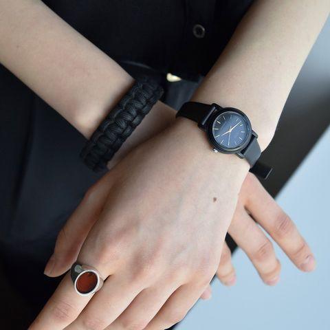 Wrist, Watch, Analog watch, Bracelet, Fashion accessory, Finger, Jewellery, Hand, Nail, Metal,