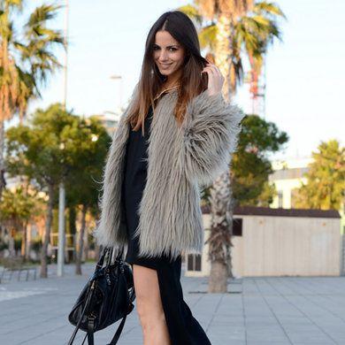 Clothing, Footwear, Textile, Joint, Human leg, Outerwear, High heels, Style, Street fashion, Fashion model,