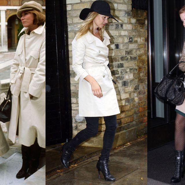 Clothing, Footwear, Sleeve, Coat, Hat, Outerwear, Style, Street fashion, Fashion accessory, Bag,