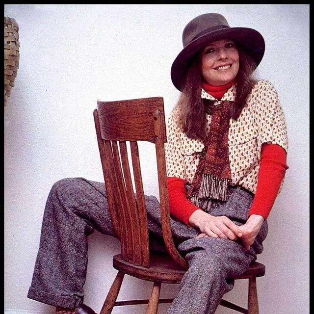 Clothing, Hat, Textile, Sitting, Shoe, Outerwear, Fashion, Chair, Sun hat, Street fashion,
