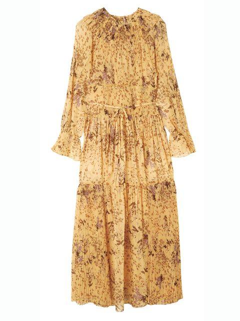 Brown, Product, Sleeve, Textile, Fashion, Beige, Tan, One-piece garment, Fashion design, Pattern,