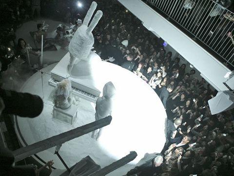 Audience, Hall, Sculpture,