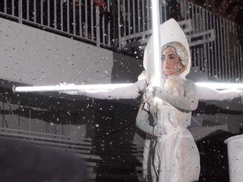 Winter, Costume, Snow,