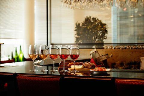 Meal, Room, Brunch, Restaurant, Food, Interior design, À la carte food, Table, Cuisine, Dish,