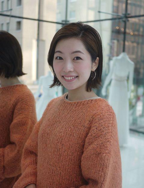 Sleeve, Textile, Sweater, Happy, Eyelash, Wool, Knitting, Street fashion, Woolen, Makeover,