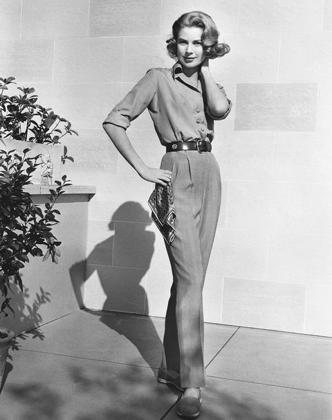 Photograph, White, Standing, Fashion, Snapshot, Waist, Shoulder, Retro style, Black-and-white, Leg,