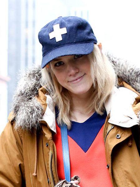 Clothing, Cap, Jacket, Winter, Textile, Outerwear, Street fashion, Headgear, Fashion, Electric blue,