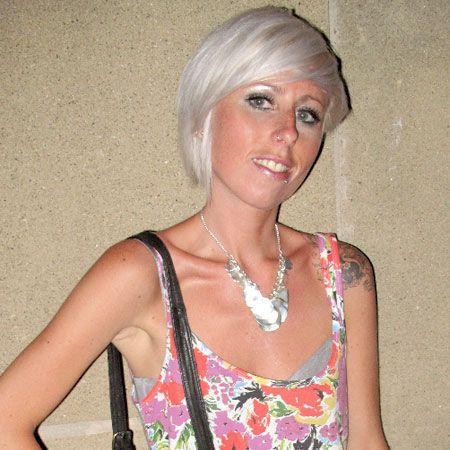 Shoulder, Joint, Jewellery, Fashion accessory, Fashion, Neck, Body jewelry, Blond, Earrings, Day dress,