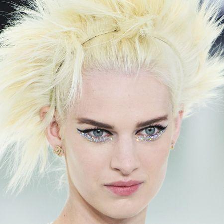Hair, Face, Nose, Lip, Eye, Hairstyle, Skin, Chin, Forehead, Eyelash,