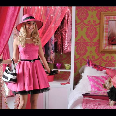 Textile, Hat, Pink, Magenta, Dress, Fashion accessory, Sun hat, Beauty, Interior design, Bag,