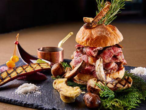 Food, Dish, Cuisine, Ingredient, Brunch, Recipe, Delicacy, appetizer, Slider, Meat,