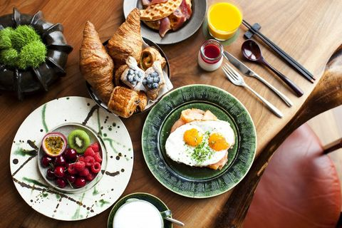 Dish, Meal, Food, Breakfast, Brunch, Cuisine, Ingredient, Full breakfast, Comfort food, Lunch,