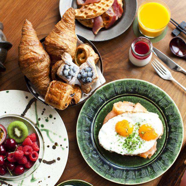 Dish, Cuisine, Meal, Breakfast, Food, Brunch, Ingredient, Full breakfast, Produce, Comfort food,