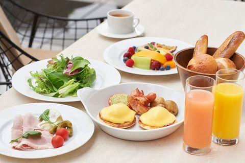 Dish, Food, Cuisine, Meal, Breakfast, Brunch, Ingredient, Full breakfast, Kids' meal, À la carte food,