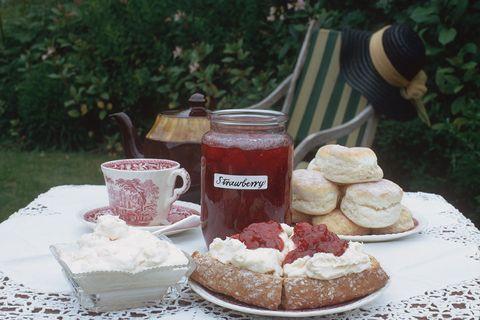 Food, Cuisine, Dish, Ingredient, Dessert, Fruit preserve, Breakfast, Sweetness, Brunch, Baked goods,