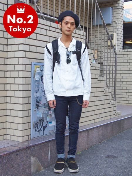 Clothing, Sleeve, Trousers, Outerwear, Collar, Bag, Denim, Style, Street fashion, Hat,