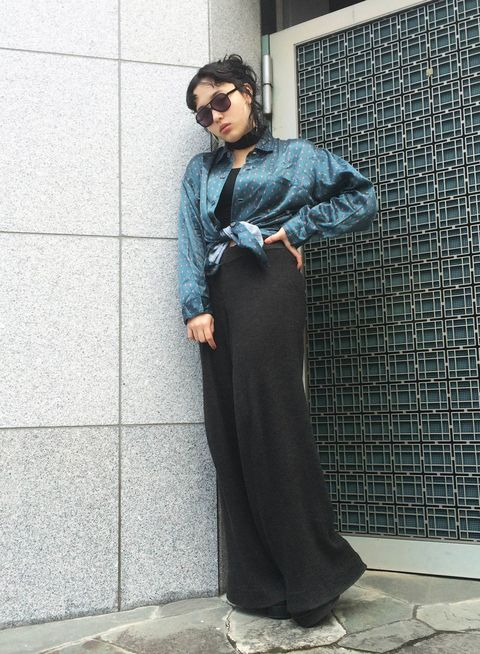 Sleeve, Sunglasses, Style, Street fashion, Goggles, Teal, One-piece garment, Costume, Fashion design, Costume design,