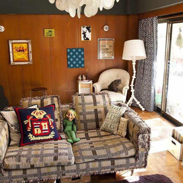 Wood, Room, Interior design, Living room, Floor, Furniture, Home, Couch, Flooring, Hardwood,