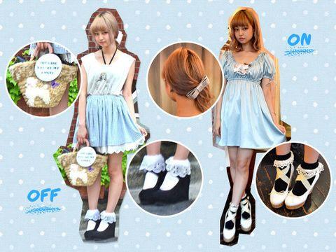 Human, Dress, Pattern, Guitar accessory, Circle, Illustration, Day dress, One-piece garment, Embellishment, Fictional character,