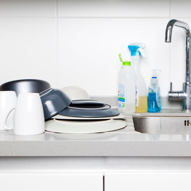 Product, Toothbrush, Room, Kitchen, Countertop, Sink, Shelf, Small appliance, Gas, Tap,