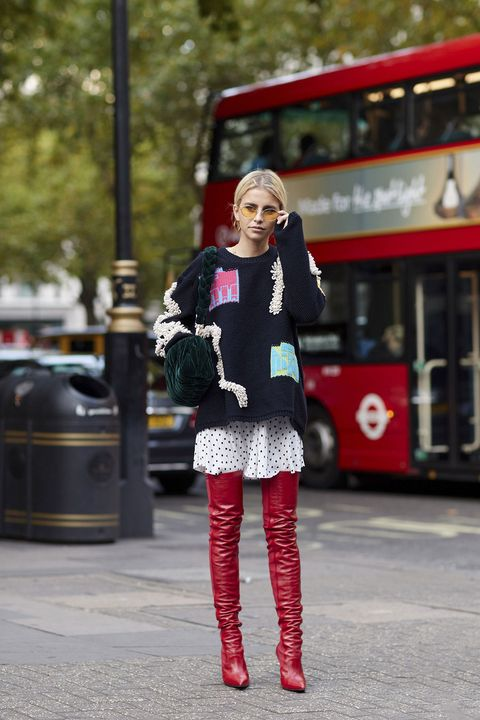 Red, Street fashion, Photograph, White, Clothing, Fashion, Snapshot, Pink, Beauty, Tights,