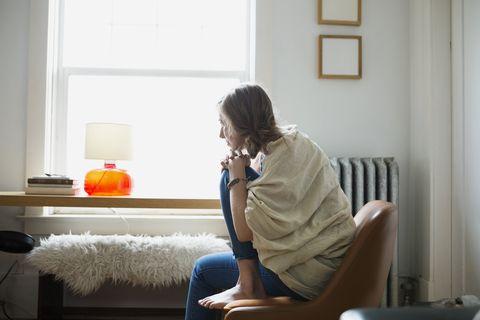 Room, Interior design, Comfort, Lamp, Sitting, Interior design, Home, Home accessories, Lampshade, Bedroom,