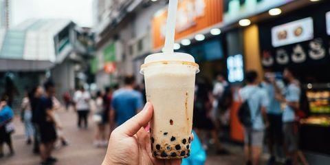 Milkshake, Drink, Frappé coffee, Iced coffee, Food, Coffee, Dairy, Dessert,