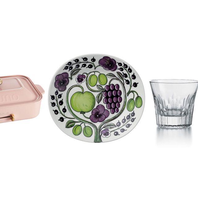 Product, Violet, Dishware, Tableware, Dinnerware set, Drinkware, Glass, Serveware, Fashion accessory,