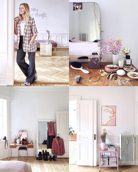 Trousers, Room, Jeans, Floor, Denim, Interior design, Flooring, Home, Jacket, Dishware,