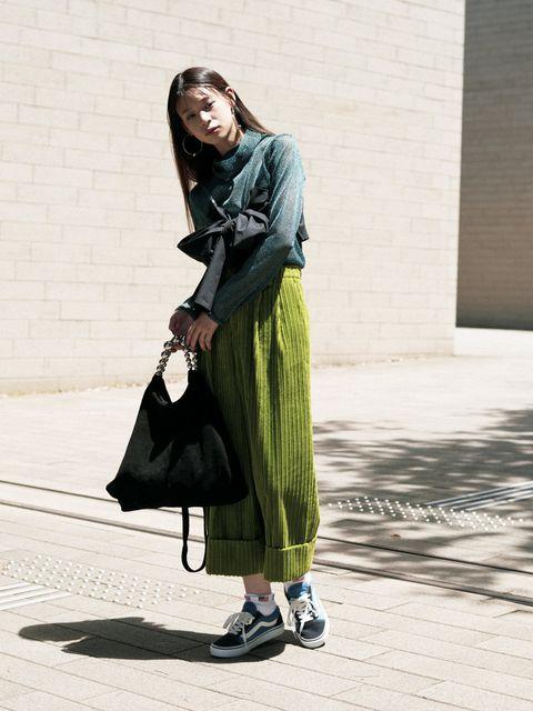 Clothing, Street fashion, Fashion, Footwear, Outerwear, Dress, Fashion model, Shoe, Leg, Fashion design,