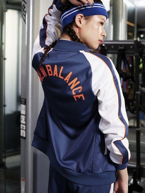 Blue, Clothing, Uniform, Sports uniform, Fashion, Street fashion, Headgear, Sportswear, Outerwear, Sleeve,