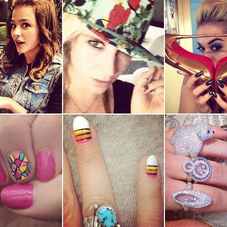 Nose, Finger, Skin, Nail, Pink, Style, Eyelash, Nail care, Purple, Nail polish,
