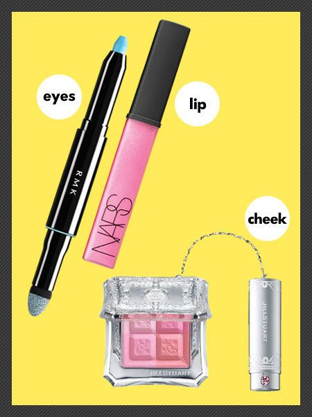 Yellow, Writing implement, Pink, Magenta, Stationery, Lipstick, Colorfulness, Office supplies, Pen, Rectangle,