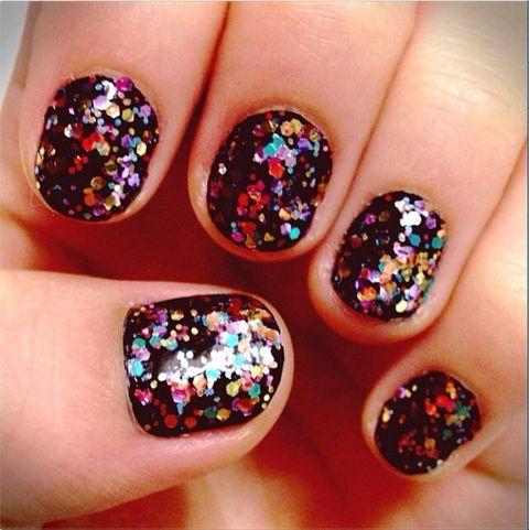 Blue, Green, Finger, Purple, Nail care, Nail polish, Nail, Magenta, Violet, Pink,
