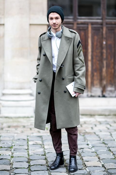 Clothing, Coat, Collar, Sleeve, Winter, Textile, Outerwear, Standing, Overcoat, Style,