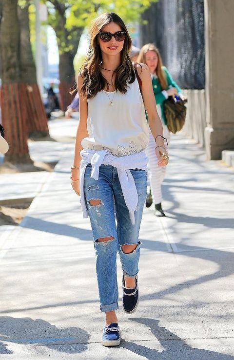 Clothing, Eyewear, Vision care, Trousers, Shoulder, Textile, Denim, Sunglasses, Outerwear, Bag,