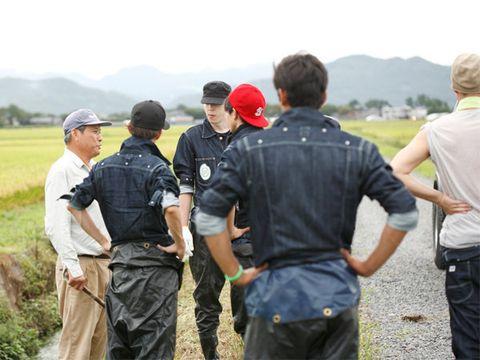 Cap, Hat, Interaction, Uniform, Baseball cap, Belt, Law enforcement, Official, Security, Police,