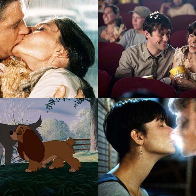 Collage, Interaction, Love, Art, Romance, Human, Fun, Kiss, Photography, Movie,