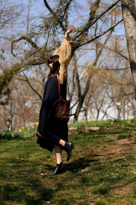 Twig, Spring, High heels,