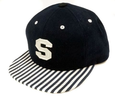 Cap, Headgear, Costume accessory, Baseball cap, Black, Cricket cap, Bonnet,