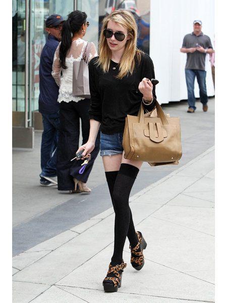 Clothing, Footwear, Eyewear, Leg, Brown, Trousers, Textile, Photograph, Bag, Outerwear,