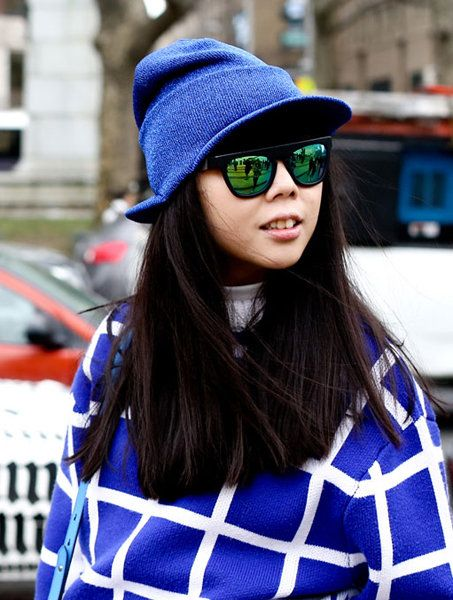 Eyewear, Glasses, Vision care, Sleeve, Textile, Sunglasses, Outerwear, Pattern, Plaid, Street fashion,